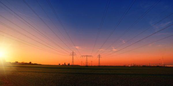 electricite lignes a haute tension