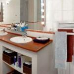 Chez Aterno : des radiateurs sèche-serviettes pour un confort indispensable