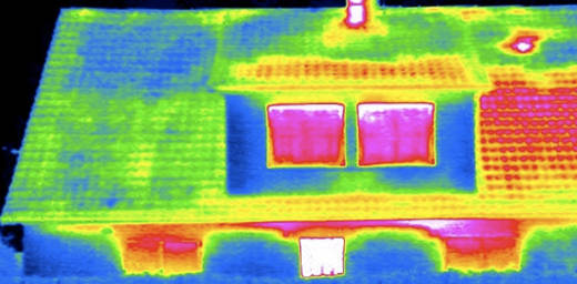 thermographie infrarouge diagnostic energie chauffage