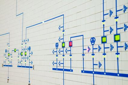 circuit electrique smart grid
