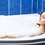 Relaxez-vous: prenez un bain!