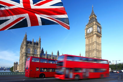 londres bus anglais Big Ben