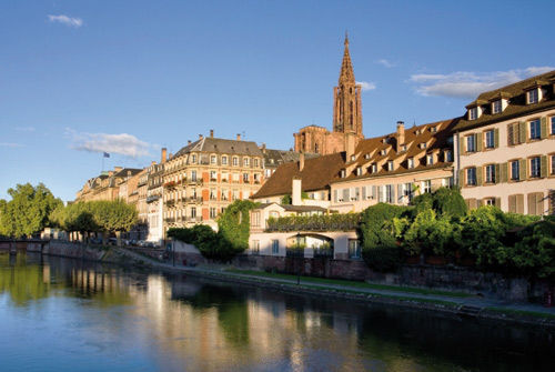 strasbourg cathedrale