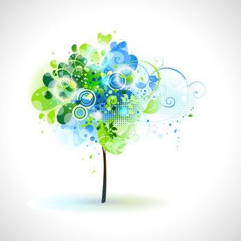 arbre vent