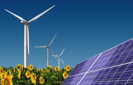 eoliennes panneaux photovoltaiques