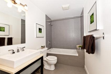 radiateur seche serviette salle de bain