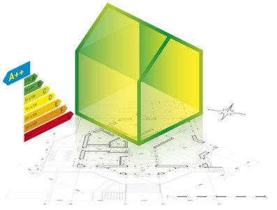 plan maison echelle efficacite energetique