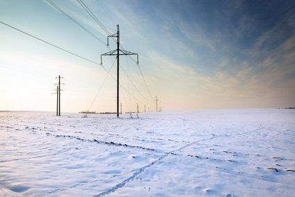reseau electrique neige