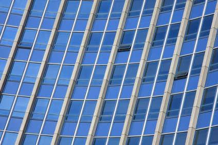 facade panneaux solaires photovoltaïques