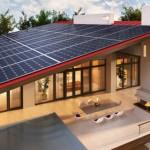 Les panneaux photovoltaïques s'illuminent?