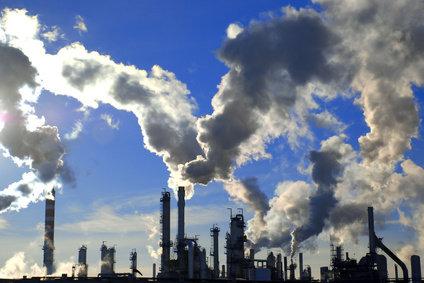 usines emission co2