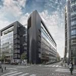 Black Pearl: un nouveau bâtiment passif à Bruxelles