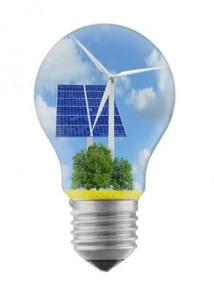 Energies solaire et éolienne