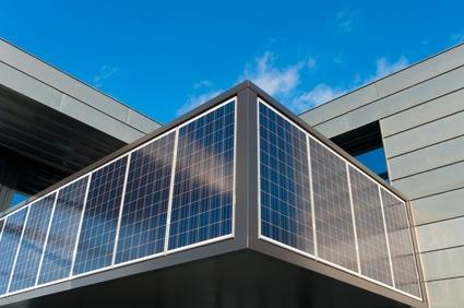 Vitres photovoltaïques