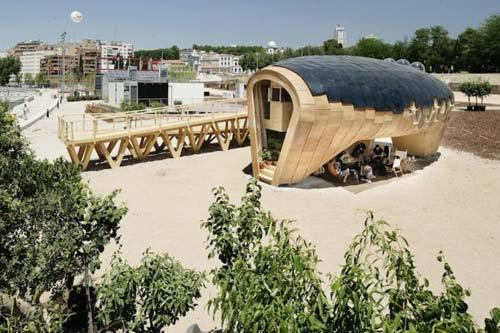 Fab Lab House: maison écologique