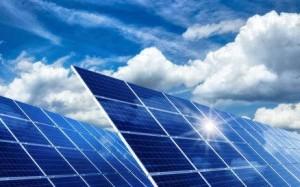 Chauffage electrique par panneaux solaires
