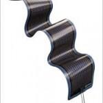 Texysolar: Le tissu photovoltaïque – Serge Ferrari