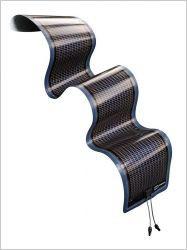 Tissu photovoltaïque Texysolar