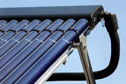 un nouveau rev tement pour les panneaux solaires thermiques. Black Bedroom Furniture Sets. Home Design Ideas