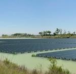La plus grande centrale solaire flottante du monde