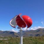 Des éoliennes-œuvres d'art – Vertéole