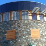 Un refuge autonome en énergie en Savoie
