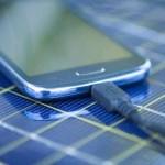 Le chargeur solaire pour éviter d'être à plat
