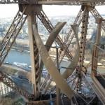 Des éoliennes sur la Tour Eiffel