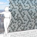 Une façade intelligente qui permet de réduire la climatisation des bâtiments