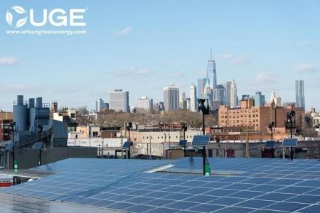 Systèmes hybrides Urban Green Energy