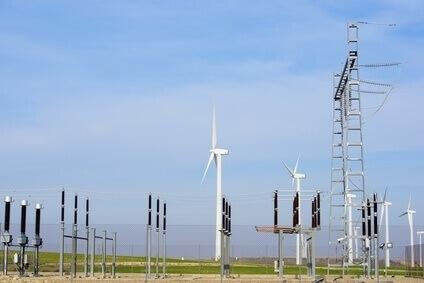 Production d'électricité renouvelable.