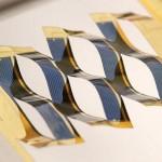 L'efficacité des panneaux solaires accrue grâce au Kirigami