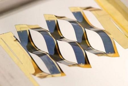 Panneaux solaires Kirigami