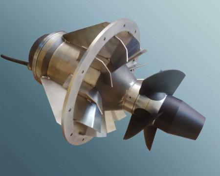 Micro-turbine hydraulique