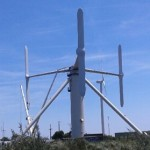 Nenuphar: une éolienne à axe vertical