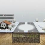 Novatherm : la route géothermique – Eurovia