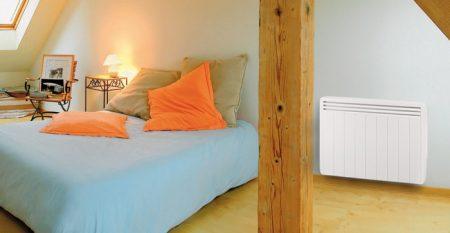 chauffage electrique dans un logement loue