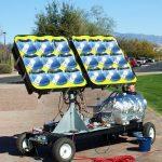Arizona, un panneau solaire révolutionnaire!