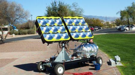 panneau solaire arizona
