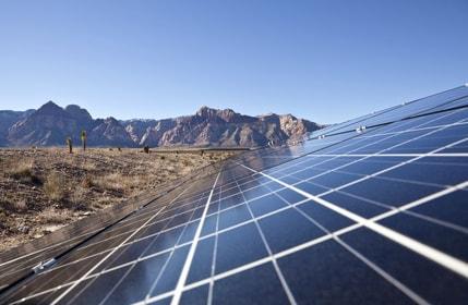 panneaux solaires aux Etats-Unis