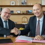 Un partenariat inédit entre RTE et GRTgaz
