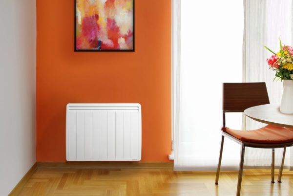 radiateur electrique dans salle a manger