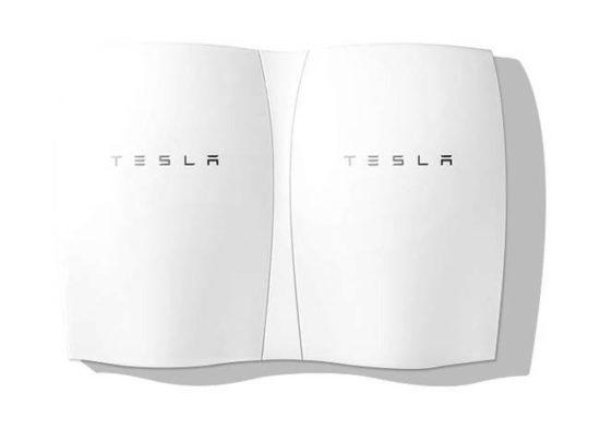 Batterie Powerwall de Tesla.