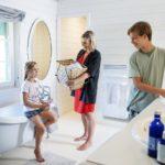 Quelles sont les caractéristiques du radiateur sèche-serviette?