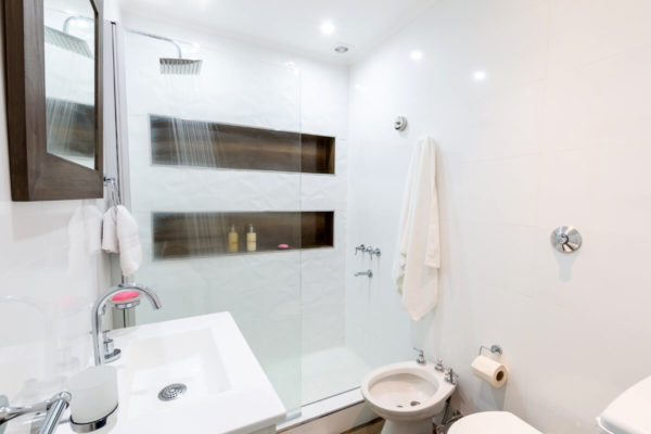 ventilation dans une salle de bain