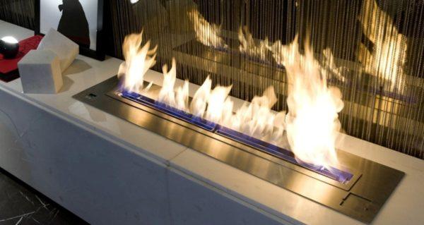 cheminee au bioethanol