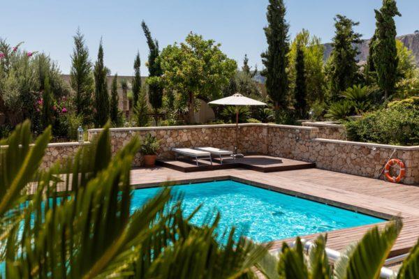 piscine equipee d un chauffage solaire